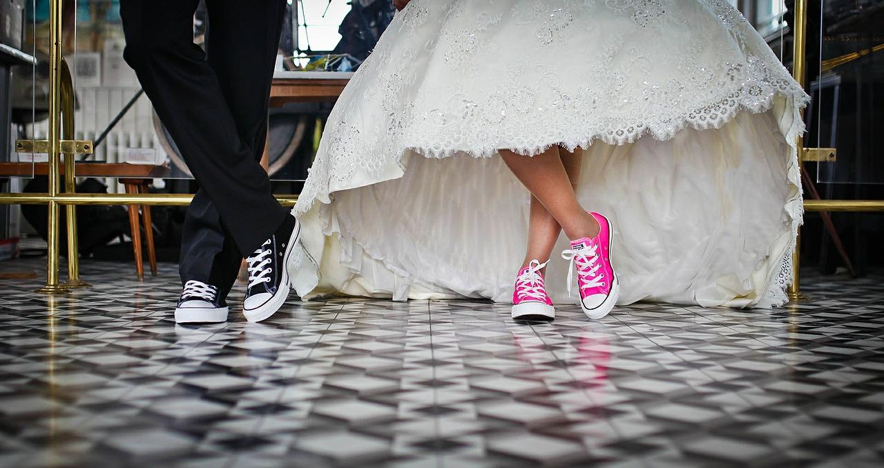 Jak wybrać buty naślub