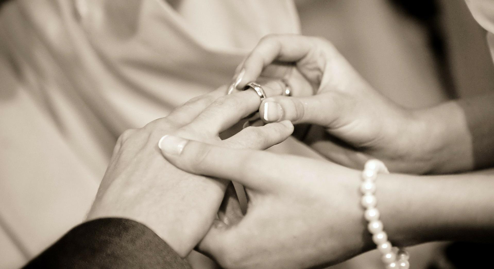 Co jest Ci potrzebne żebywziąć ślub?