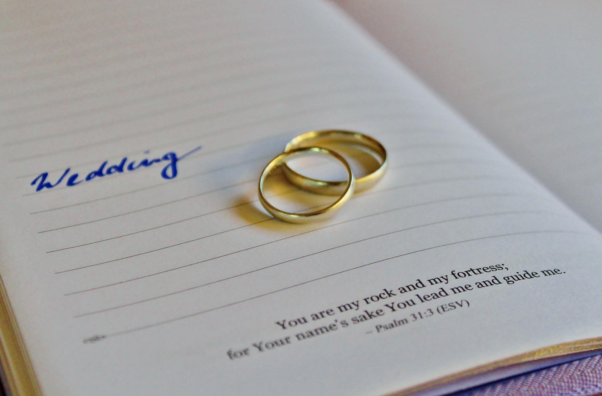 Wybór daty ślubu
